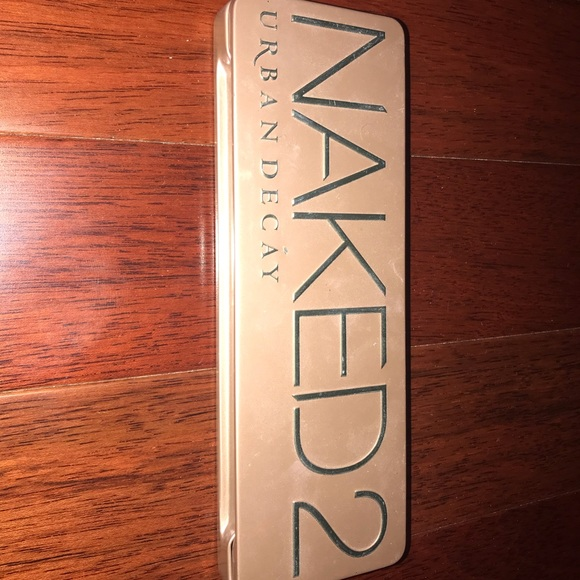 Urban Decay - Naked 2 makeup pallet